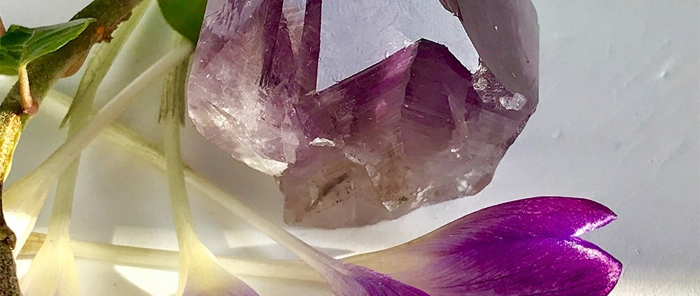 Amethyst Pointed