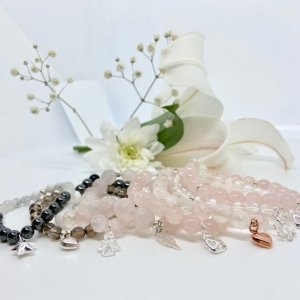 Healing Bracelets, Anklets & Necklaces
