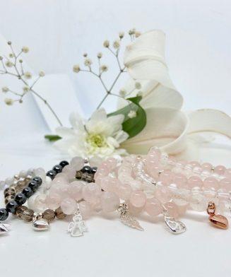 Healing Bracelets, Anklets & Necklaces
